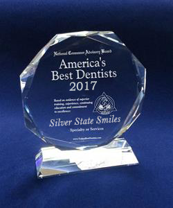 Silver State Smiles Americas Best Dentist 2016